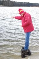 Pomiar temperatury wody